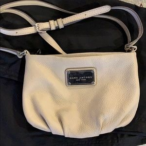 Marc Jacobs leather crossbody purse